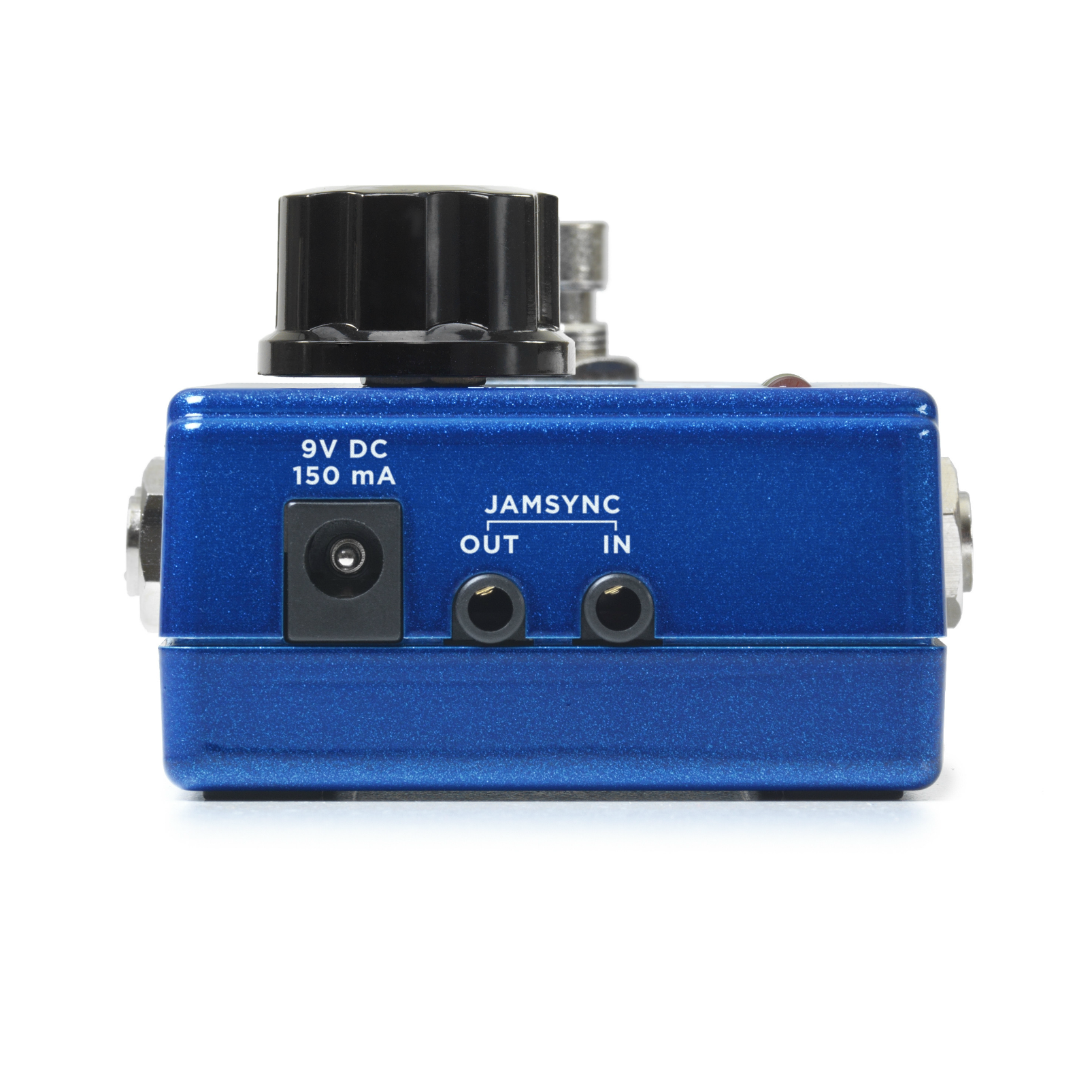 JamMan Express XT - Blue - Compact Stereo Looper with JamSync - Back