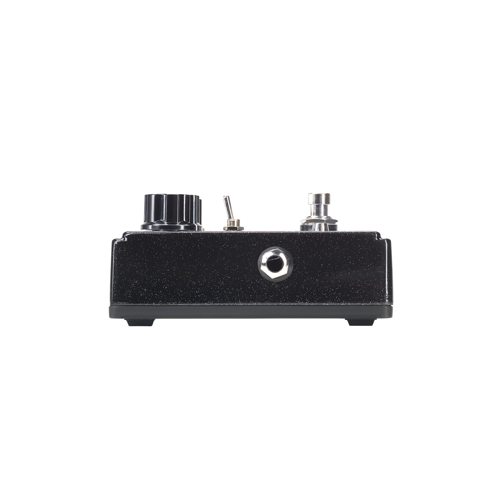Bifet Boost 410 - Black - Bifet Boost with Selectable Buffer Switch - Left