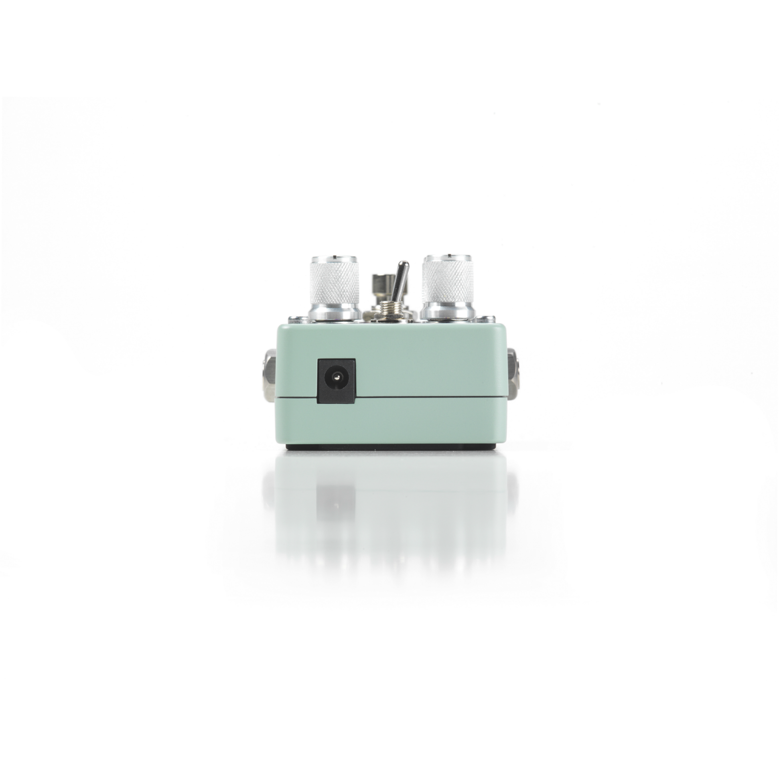 Polara (discontinued) - Green - Reverb Pedal - Back