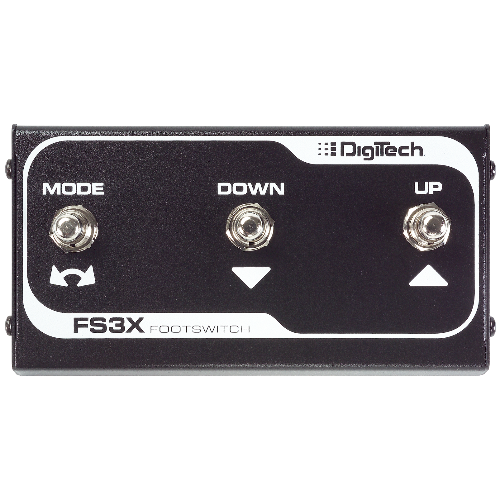 FS3X 3-Button Footswitch