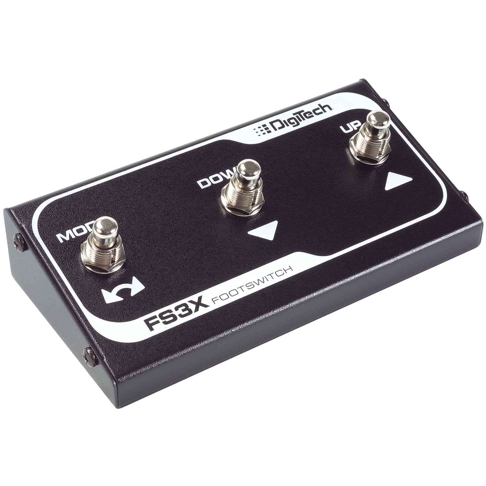 FS3X 3-Button Footswitch - Black - 3-Button Footswitch - Hero