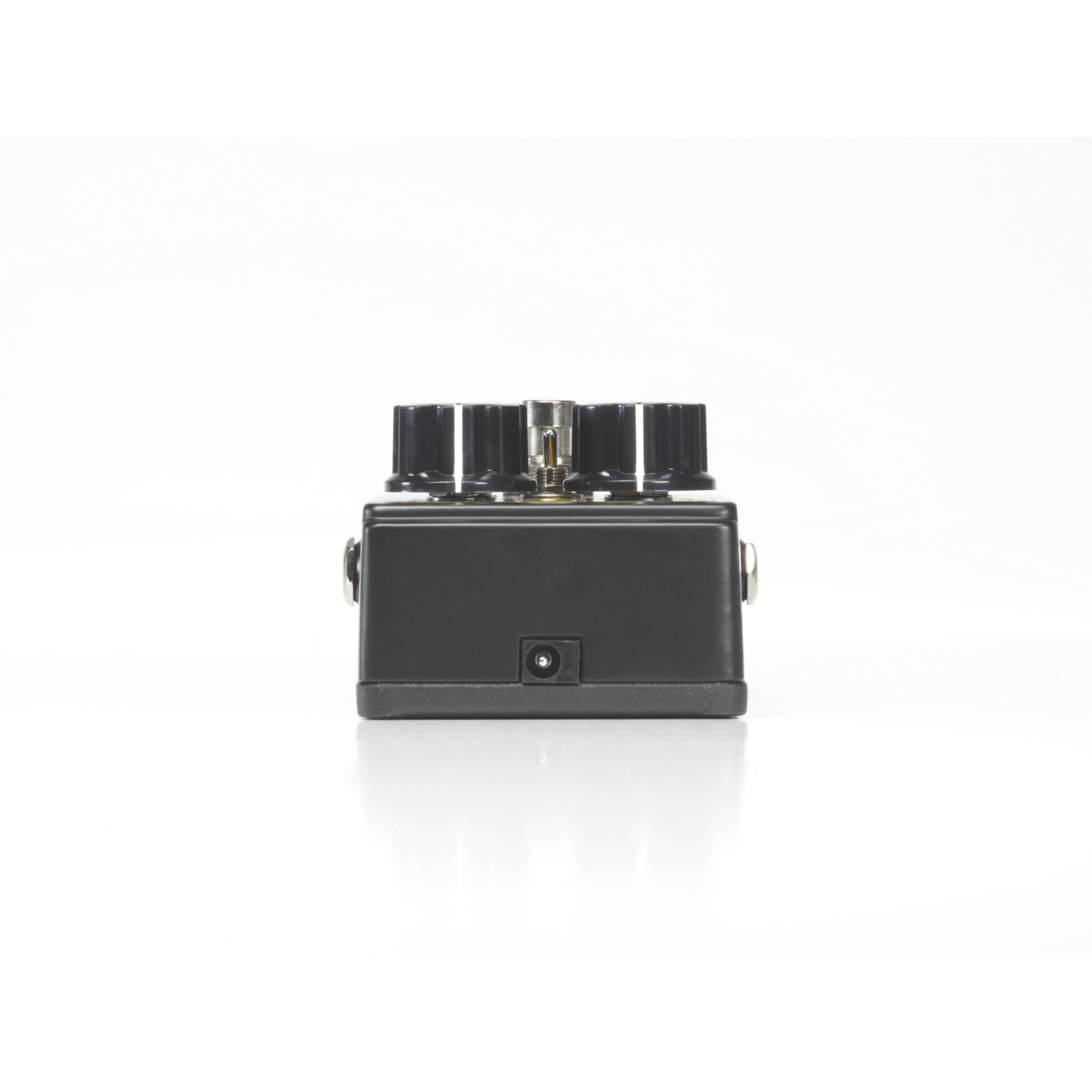 Carcosa Fuzz - Black - Analog Fuzz - Back