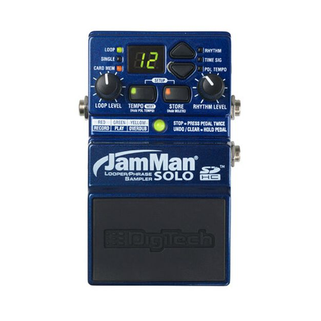 JamMan Solo (discontinued)