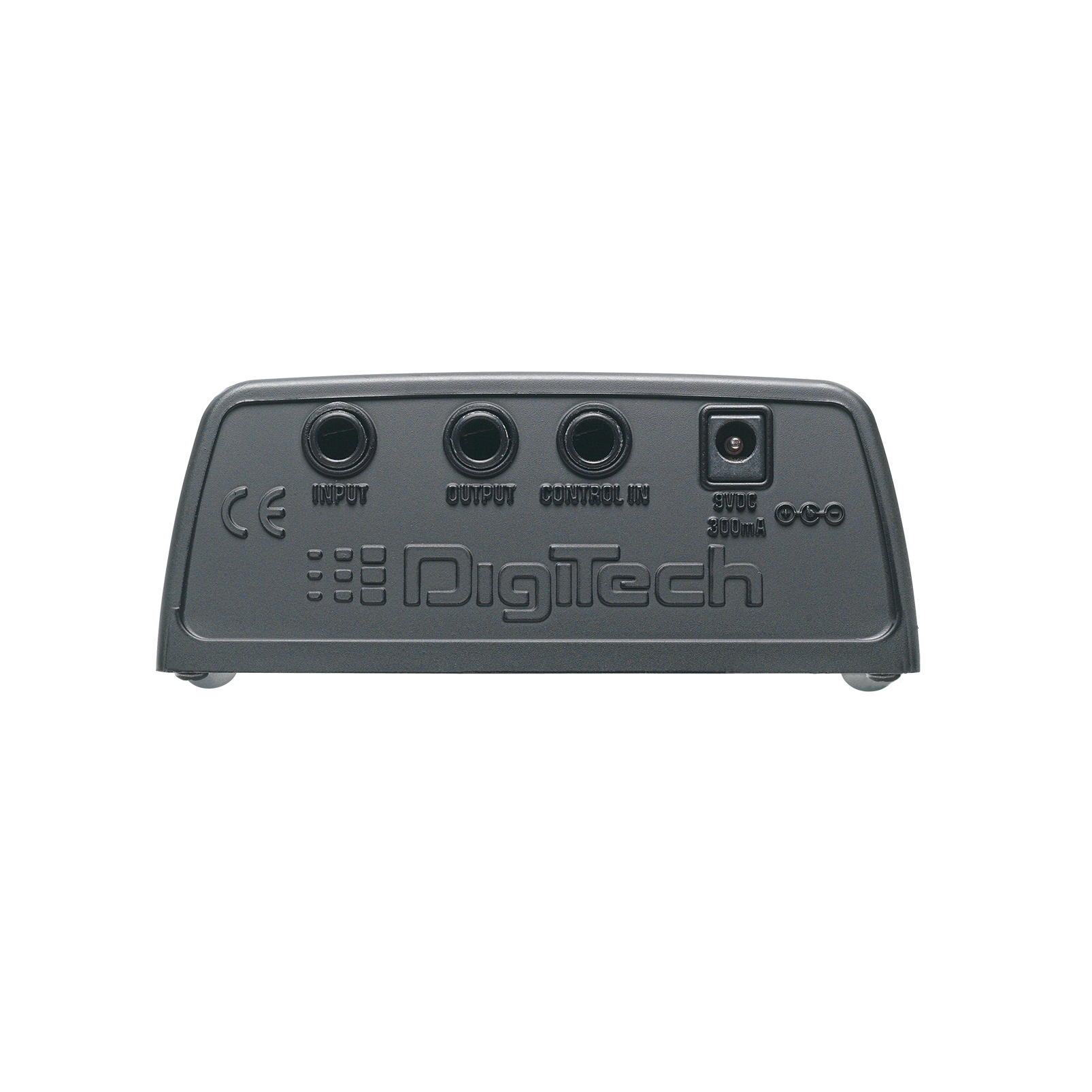 RP55 - Black - Guitar Multi-Effects - Back